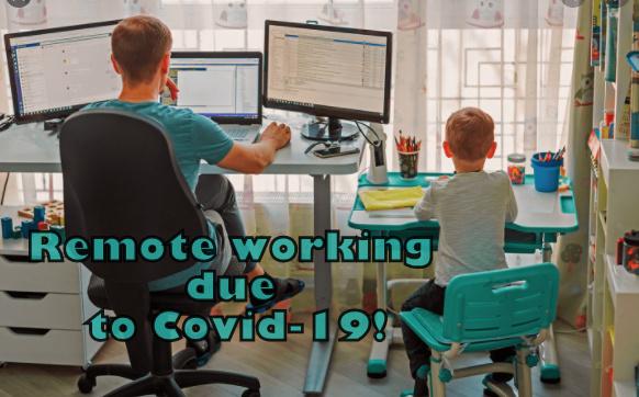 Remote Working -Covid19