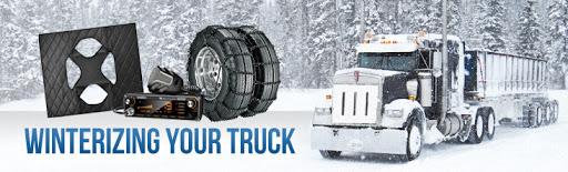 Winterizing you truck Matrix Trucks Matrix,Inc