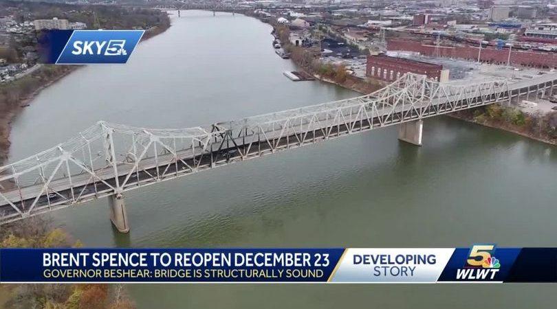 Ohio-Kentucky bridge reopening date